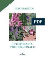FITOTERAPIA - Corso Base Fitoterapia