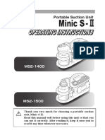 Minic Manual