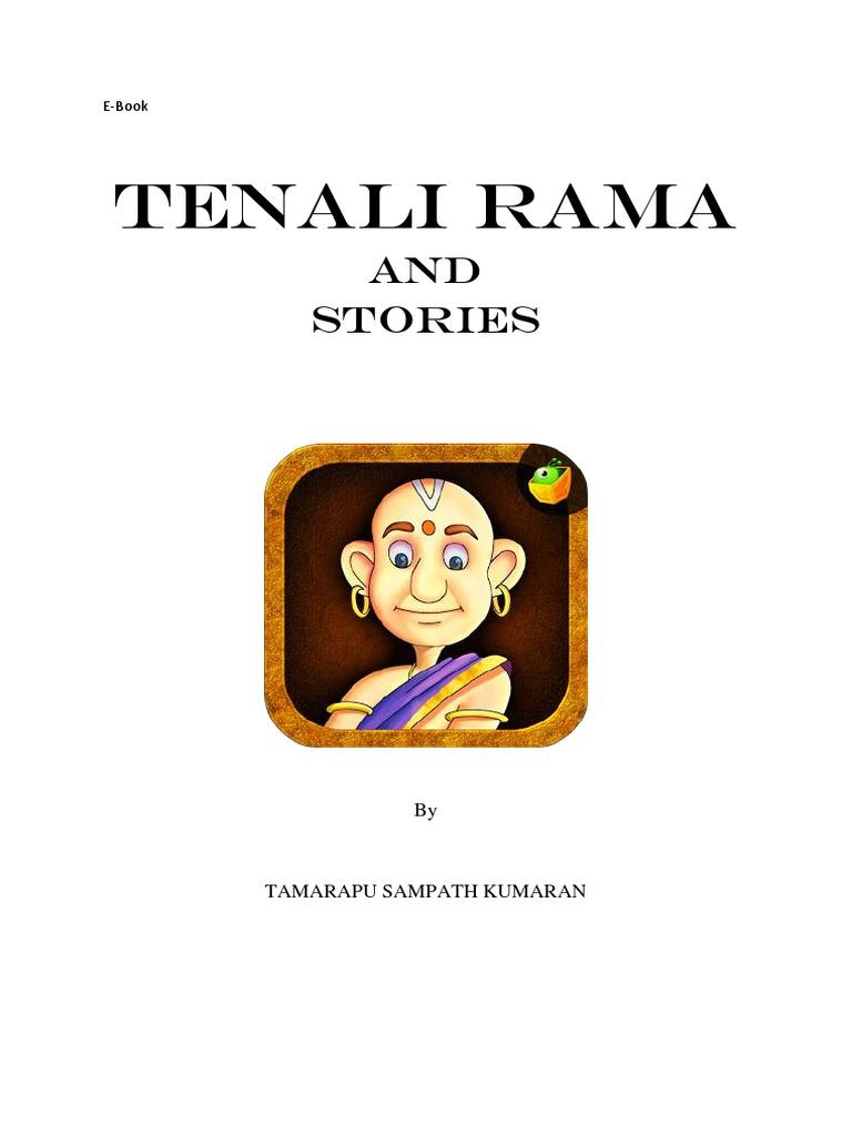 Tenali Rama | Religion And Belief | Fiction & Literature