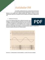 Modulador FM
