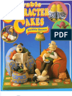 Debbie Brown Lovable Character Cakes