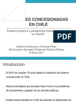 Cárceles Concesionadas en Chile