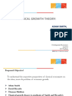 RPP Classical Growth Theory(2)
