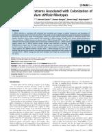 (!4) Clostridium Pone.0058005