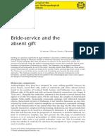 Bride Service
