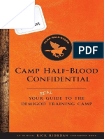 Camp-Half Blood Confidential - Rick Riordan