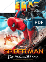 Spider-Man Homecoming - Revista Cinerama