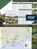 Toronto Parks Garden Story Map