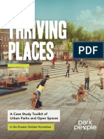 Park People Thriving Places