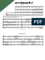 Bald Wyntin Clarinet Quartet Menuetto Berrichon 3