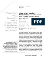 Visual Culture Learning Communities- How and What Students Come to Know in Informal Art Groups.pdf