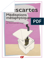 Meditations Metaphysiquess