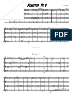Bald Wyntin Sax Quartet Menuetto 9