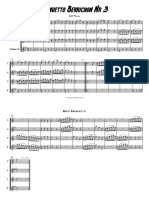 Bald Wyntin Sax Quartet Menuetto Berrichon 3