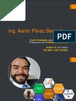 Oferta de Servicios Aarón Pérez