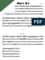 Bald Wyntin-Recorder Quartet-Menuetto 6