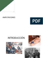 Amputaciones