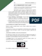 Psicologia General II Cognicion