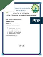 Monografia de Biologia