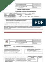 ITD-AC-PO-6-1 Instrumentación Didáctica Subestaciones Eléctricas de Potencia