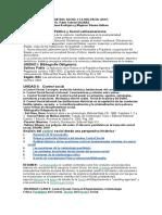 Problemática Del Control Social y La Violencia Resumen de Bibliografía Ppal. 18hjs.