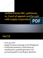Jardine Davies vs Court of Appeals