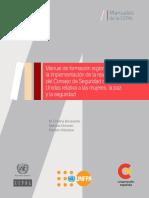 Manual de Formación Regional Para