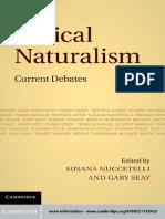 NUCCETELLI, Susana SEAY, Gary. Ethical Naturalism — Current Debates