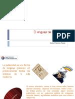 Semiotica 010-El Lenguaje de La Publicidad