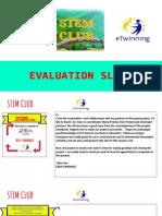 stem club evaluation slide