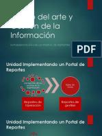 Presentación Implementado Un Portal de Reportes