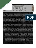 Zecharia Sitchin Os Nefilins