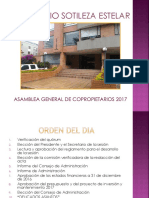 Asamblea General de Copropietarios