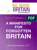 Anne Marie for Britain - Leaders Manifesto File Final 2017