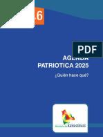 Agenda Patriotica 2025