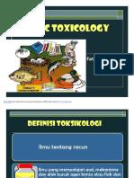 Toksikologi Dasar