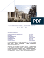 UniversalizacionEducacionBasicaDOC