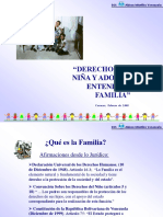 Derecho Del NiNIO a Tener Una Familia