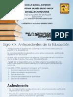 Modelos Educativos en El Mundo Cap5 de Victoria Sanchez