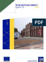 Construyendo conocimiento industrial local para generar actividad económica y mejorar la gobernanza de las aglomeraciones urbanas (URBACT Bulletin July-August 2010)