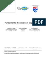 Fundamental Concepts Of Dependability - Algirdas Avizienis.pdf