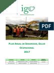 2. Plan  Anual de SSO