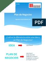 Plan de Negocios - 2016