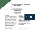 Práctica 1 Electronica