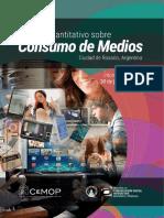 Estudio cuantitativo sobre consumo de medios en Rosario 2017