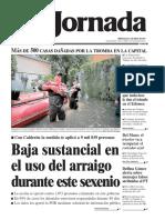 PortadaLa Jornada31!05!2017