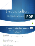 Tequio Cultural 4