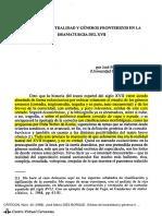 Orbitas de Teatralidad - Díez Borque
