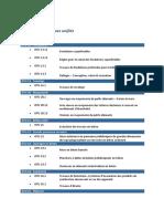 Liste Des DTU