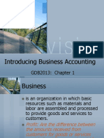 An Intro to Bussiness Accounting